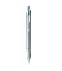 Parker IM Metal Silver CT BP Pen