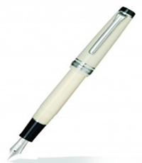 SAILOR PROFESSIONAL GEAR IVORY CT FP 21CT GOLD NIB