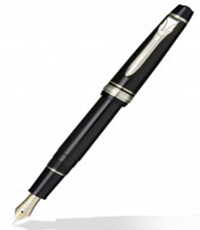 SAILOR PROFESSIONAL GEAR BLK CT FP 21CT GOLD NIB