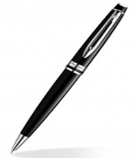 Waterman Expert Black CT BP Pen