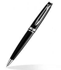 Waterman Expert Matte Black CT BP Pen