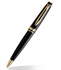 WATERMAN EXPERT MARS BLACK GT BP