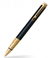 Waterman Perspective Black GT BP Pen