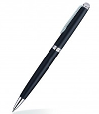 WATERMAN Hemisphere MATT BLACK CT BP