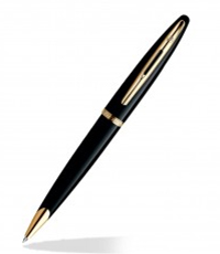 Waterman Carene Blk Sea GT BP Pen