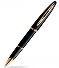 Waterman Carene Blk Sea GT RB Pen