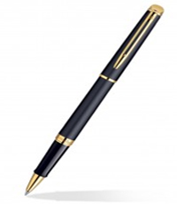 Waterman Hemisphere Matt Black GT RB Pen