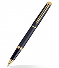 Waterman Hemisphere Mars Black GT RB Pen