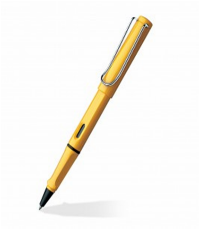 LAMY SAFARI YELLOW ROLLER PEN