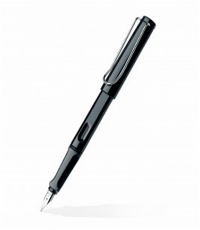 LAMY SAFARI BLACK FINE PEN