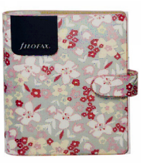 Filofax Multicolour Blossom Pocket