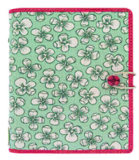 Filofax Personal English Bloom