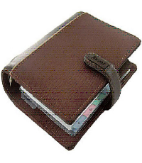 Filofax Pocket Sketch Brown