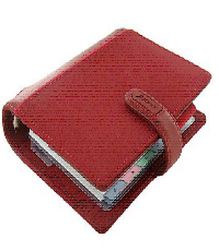 Filofax Pocket Sketch Maroon