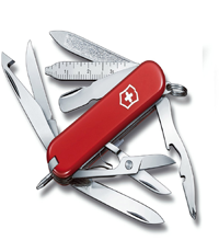 victorinox mini champ red knife