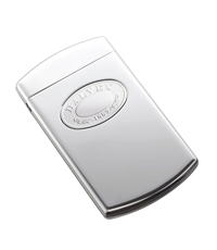 dalvey classic card case chrome trim