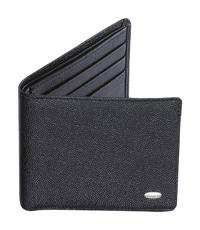 dalvey compact wallet black