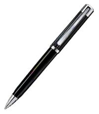 pelikan black silver k3100 ball pen