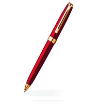 sheaffer prelude 9804 ball pen