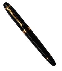 baoer fountain pen 450 black
