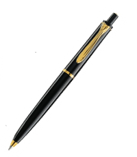 pelikan black k150  ball pen