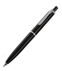 pelikan black k205 ball pen