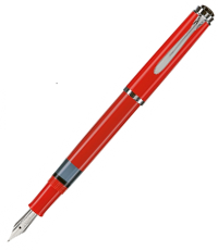 pelikan classic series m205 red pen