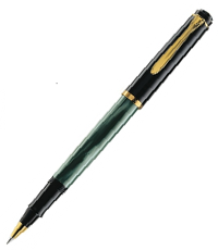 pelikan classic series r200 green pen