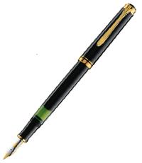 pelikan souveran black m400 pen